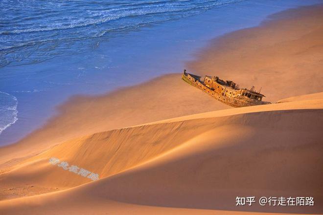Bờ biển Skeleton: bờ biển nguy hiểm nhất thế giới - 23