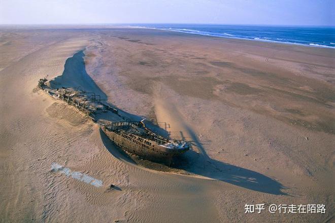 Bờ biển Skeleton: bờ biển nguy hiểm nhất thế giới - 24