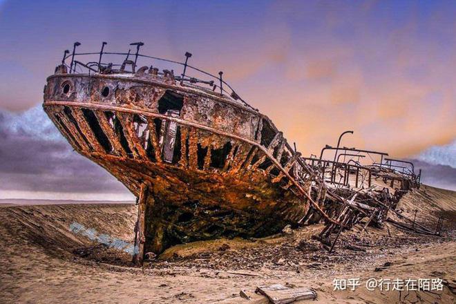 Bờ biển Skeleton: bờ biển nguy hiểm nhất thế giới - 20