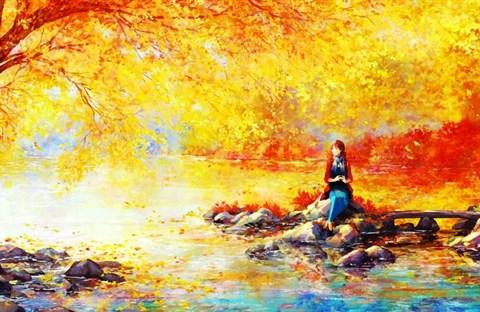 Bên giòng sông nhớ phương Đông - Thiên Phước