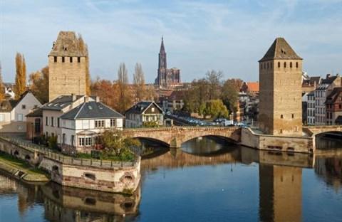 Chiều tôi trên phố Strasbourg - Thiên Phước