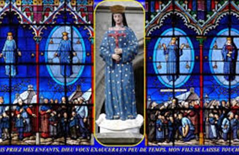 Vương Cung Thánh Đường Đức Bà Pontmain (Pháp)
